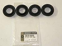 Уплотнительные кольца (комплект)  свечного канала на Рено Логан 1.2 16v RENAULT (Оригинал) 7701473164