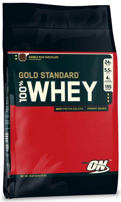 Optimum Nutrition 100% Whey Gold Standard USA 4,5 kg