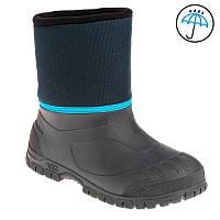 Ботинки детские Quechua MID ARPENAZ 50 WARM синие