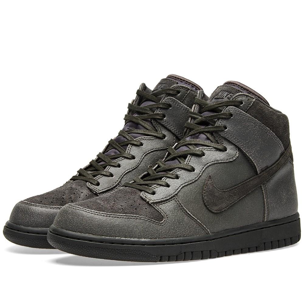 fcce2f2e Оригинальные кроссовки Nike Dunk Hi Premium Midnight Fog - Sport-Sneakers -  Оригинальные кроссовки -