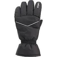 Перчатки мужские лыжные сноубордические Wed'ze SLIDE 100 черные