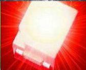 SMD светодиод 3528 красный 3.4V PLCC-2 1210