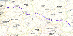 Перевозка оборудования Германия → Украина