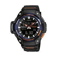 Часы водонепроницаемы, барометр, альтиметр CASIO SGW 450H