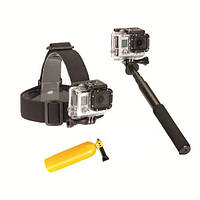 Комплект аксессуаров для action камер GoPro