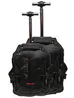 """Дорожная сумка двойка на колесах (40x60 и 36x50 см) """"Valet"""" LG-1584"""