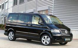 Диски и шины на Volkswagen Multivan T 5