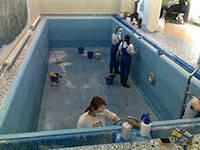 Комплексное или частичное сервисное обслуживание плавательных бассейнов
