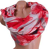 Шарф ETERNO Женский хлопковый шарф 181 на 88 см  ETERNO (ЭТЕРНО) ES0908-12-3-Y1