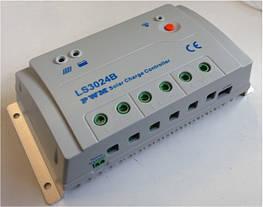 Контроллер заряда EPSOLAR LS3024B, 30A 12/24В, фото 3