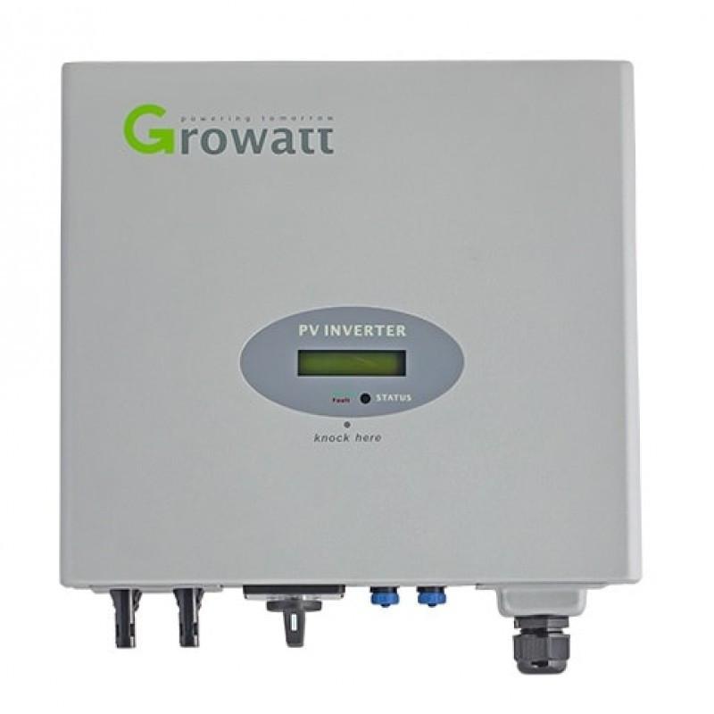 Сетевой инвертор Growatt 5000TL