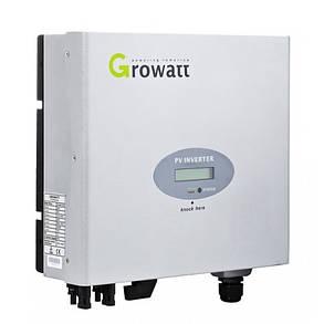 Сетевой инвертор Growatt 5000TL, фото 2