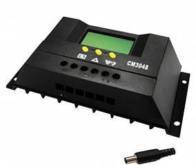 Контроллер заряда JUTA CM3048 (30А 48V)