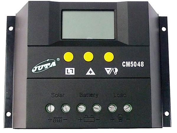 Контроллер заряда JUTA CM5048 (50A 48V)