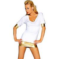 Облегающее мини-платье для клубной вечеринки