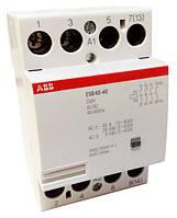 Контактор ABB ESB 40-40,  40A, 4НО