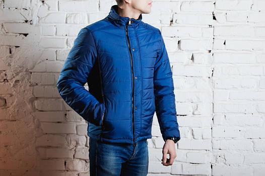 Мужская куртка Zanardi Blue (синий) 🔥