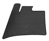 Резиновый водительский коврик для Audi Q7 (4L) 2005-2015 (STINGRAY)