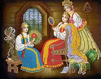 """Схема для вышивки бисером По мотивам сказок: """"Аленький цветочек"""" КМР 3038"""