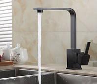 Смеситель кран на кухню кухонный для мойки раковины, фото 1