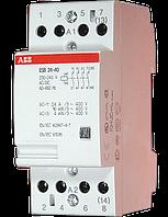 Контакторы ABB  ESB 24-40, 24A, 4НО