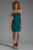 Платье Rebecca Taylor, Emerald, фото 1