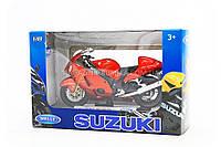 Мотоцикл модель «Suzuki Hayabusa» SU19660PW