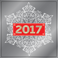 С Новым 2017 годом!!!
