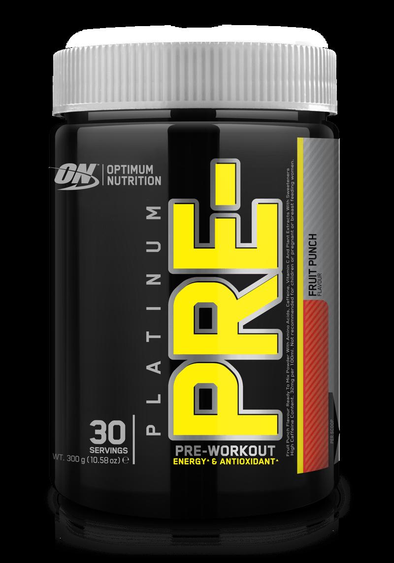 Optimum Nutrition Platinum PRE 240g