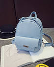 Мини рюкзак сумка в модных цветах, фото 8