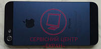 Apple iPhone 5 5g корпус задня кришка панель чорна