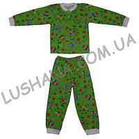 Пижама на манжете на рост 116-128 см - Кулир
