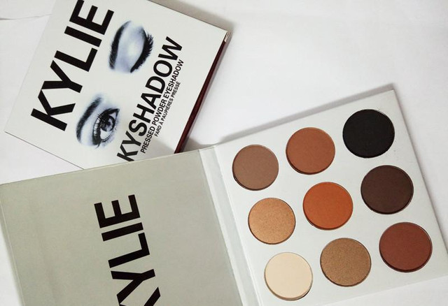Kylie Jenner Kyshadow the Bronze Palette