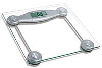 Весы напольные стеклянные 463: нагрузка 150 кг, погрешность 100 г, платформа стекло