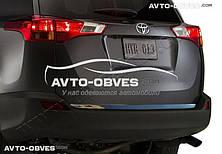 Кромка багажника для Toyota Rav4 2013-2016
