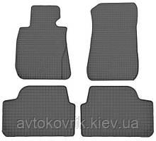 Гумові килимки в салон BMW 1 (E81) 2004-2012 (STINGRAY)