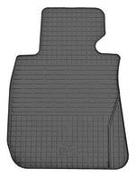 Резиновый водительский коврик для BMW 1 (E81) 2004-2012 (STINGRAY)