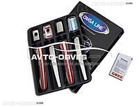 Накладки на ручки открывания дверей Mitsubishi Outlander I