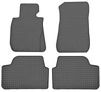 Резиновые коврики для BMW 1 (E87) 2004-2011 (STINGRAY)
