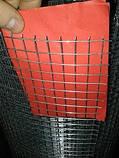 Сетка сварная оцинкованная, Ячейка 25х25 мм. Диаметр 1,6 мм., фото 3