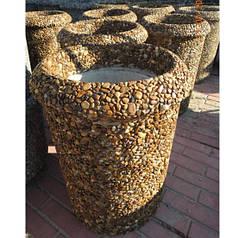 Урна для мусора «Венеция» уличная бетонная