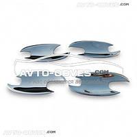 Мыльницы под ручки Mercedes W211