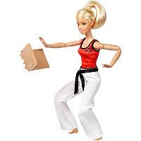 Барби Мастер боевых искусств/Barbie Made To Move Martial Artist