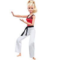 Барби Мастер боевых искусств/Barbie Made To Move Martial Artist, фото 2