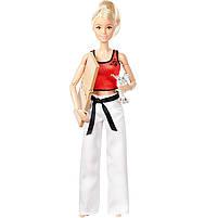 Барби Мастер боевых искусств/Barbie Made To Move Martial Artist, фото 3