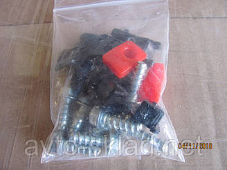 Ремкомплект крепления защиты двигателя грязевой ВАЗ 2108, 2109, 21099