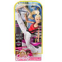 Барби Мастер боевых искусств/Barbie Made To Move Martial Artist, фото 4