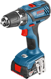 Аккумуляторная дрель-шуруповёрт Bosch GSR 14,4-2-LI Plus Professional, фото 2