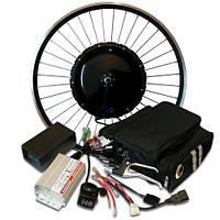 Электронабор для велосипда 48V1000W Стандарт 28 дюймов задний, фото 1