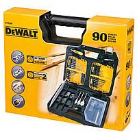 Набор 90 предметов DeWALT DT9296